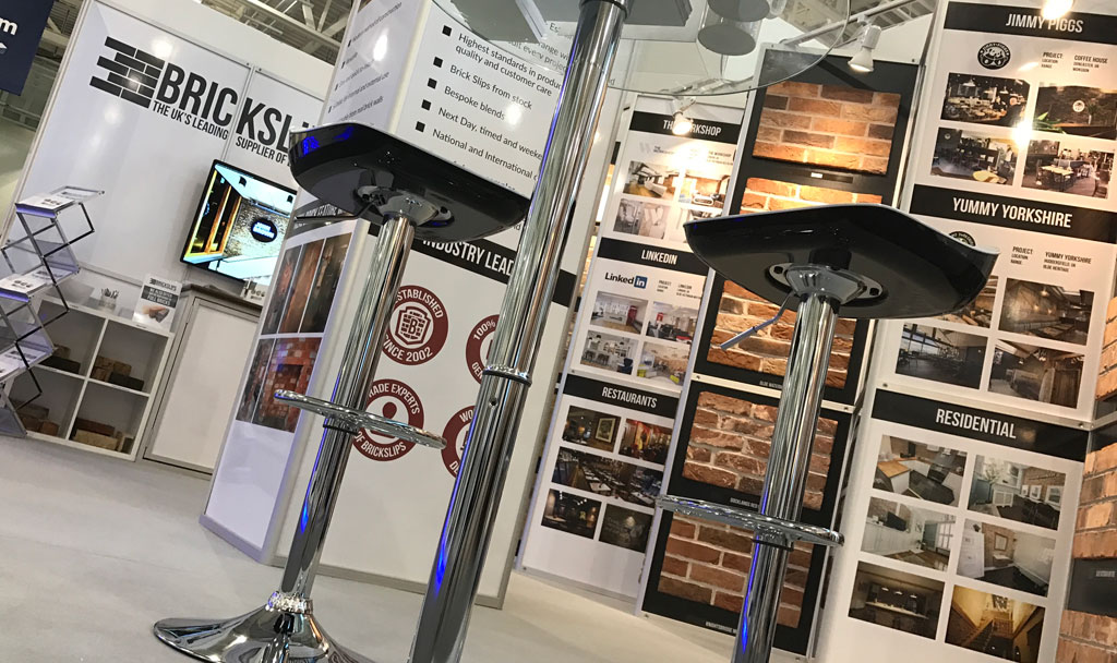 brickslips-london-olympia-100-percent-design-exhibition-stand-2017